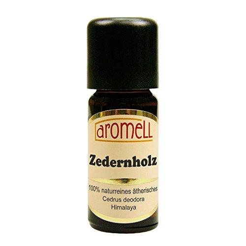 Zedernholz - 100% naturreines, ätherisches Öl aus dem Himalaya, 10 ml