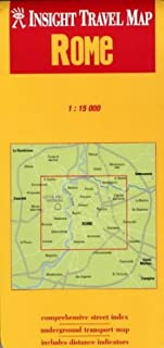 Rome Insight Travel Map