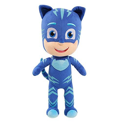 Simba 109402075–PJ Masks Funzione Peluche Catboy