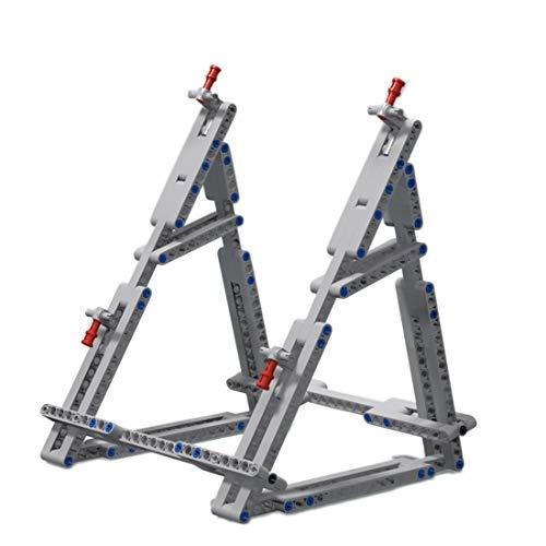 TopBau Ständer für Lego 75257 Millennium Falcon, Custom Steine Vertikaler Display Ständer