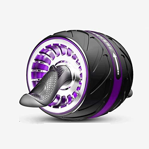 CWEN Ab Roller - Rodillo de rebote automático para abdominales y abdominales (tamaño: rodillo+marco push-up y alfombrilla de rodillas)
