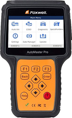 All Systems OBD2 Scanner for Bentley Diagnostic Scan Tool Engine Transmission Airbag Foxwell NT680