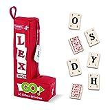 LEX-GO Juego de Mesa de Letras y Palabras - un Juego Rápido para Casa o Viajes