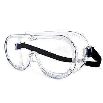Foto di Occhialini di sicurezza anti appannamento avvolgibili occhiali di sicurezza contro gli occhi sigillati occhiali(Venditore laixiulife consegna Amazon)