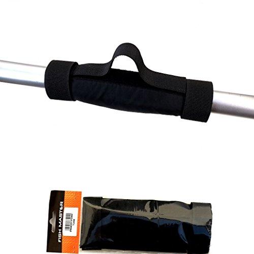 Reling Rutenhalter TC638 / Schwarz