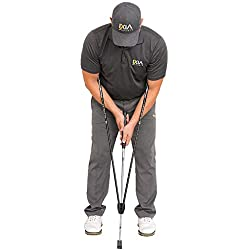 INSTANT FEEDBACK: The best instructors in the game swear by TPM because of the ease of use and teaching the proper putting stroke. This golf putting aid is made to start you off on the right foot with a travel-friendly set of adjustable alignment rod...