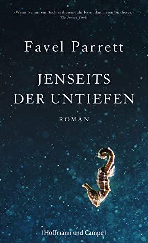 Buchseite und Rezensionen zu 'Jenseits der Untiefen: Roman' von Favel Parrett