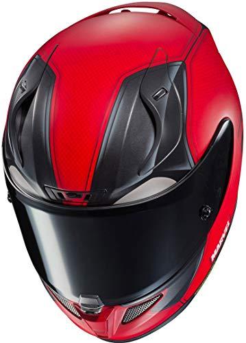 HJC 13347107 Casco de Moto, Deadpool 2 Marvel, Talla S