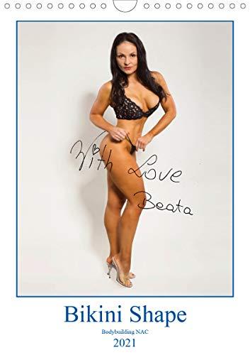 Bikini Shape (Wandkalender 2021 DIN A4 hoch)