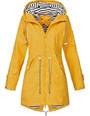 Herfst Winter Winddicht Waterdichte Outdoor Jas Mid Length Hooded Jacket