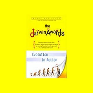 The Darwin Awards audiobook cover art