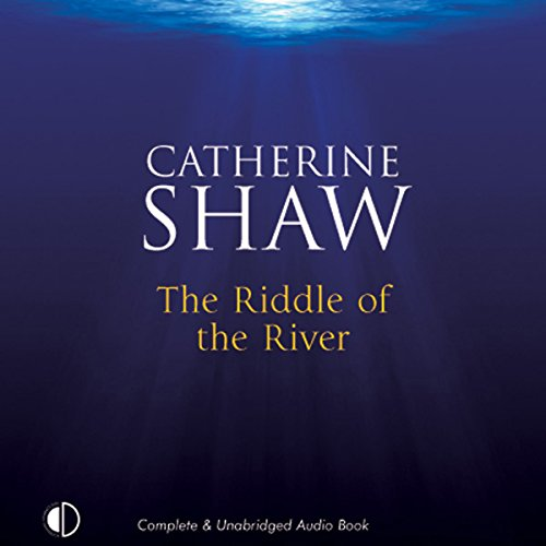 The Riddle of the River audiobook cover art