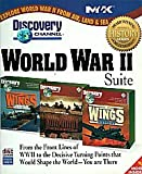 World War II Suite By Discovery Channel (PC CD 3 CD Set)