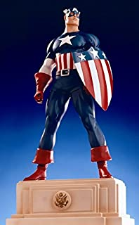 Classic Captain America Statue by Bowen Designs!