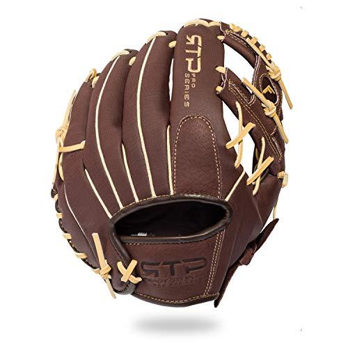 Franklin Sports Baseball Gloves - RTP Pro Baseball Fielding Glove - Infield, Outfield Glove - 11.0