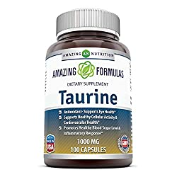Best Taurine Supplement – September, 2019 Reviews & Buyers Guide