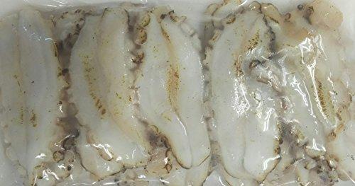 刺身用 炙り 岩ダコ ( スライス ) 醤油味 140g×40P ( P20枚 ) 業務用 寿司ねた 冷凍 たこ