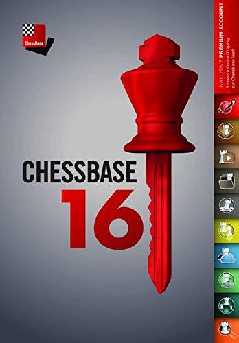 ChessBase 16 - Das Megapaket: Die professionelle Schachdatenbank für den Turnierspieler