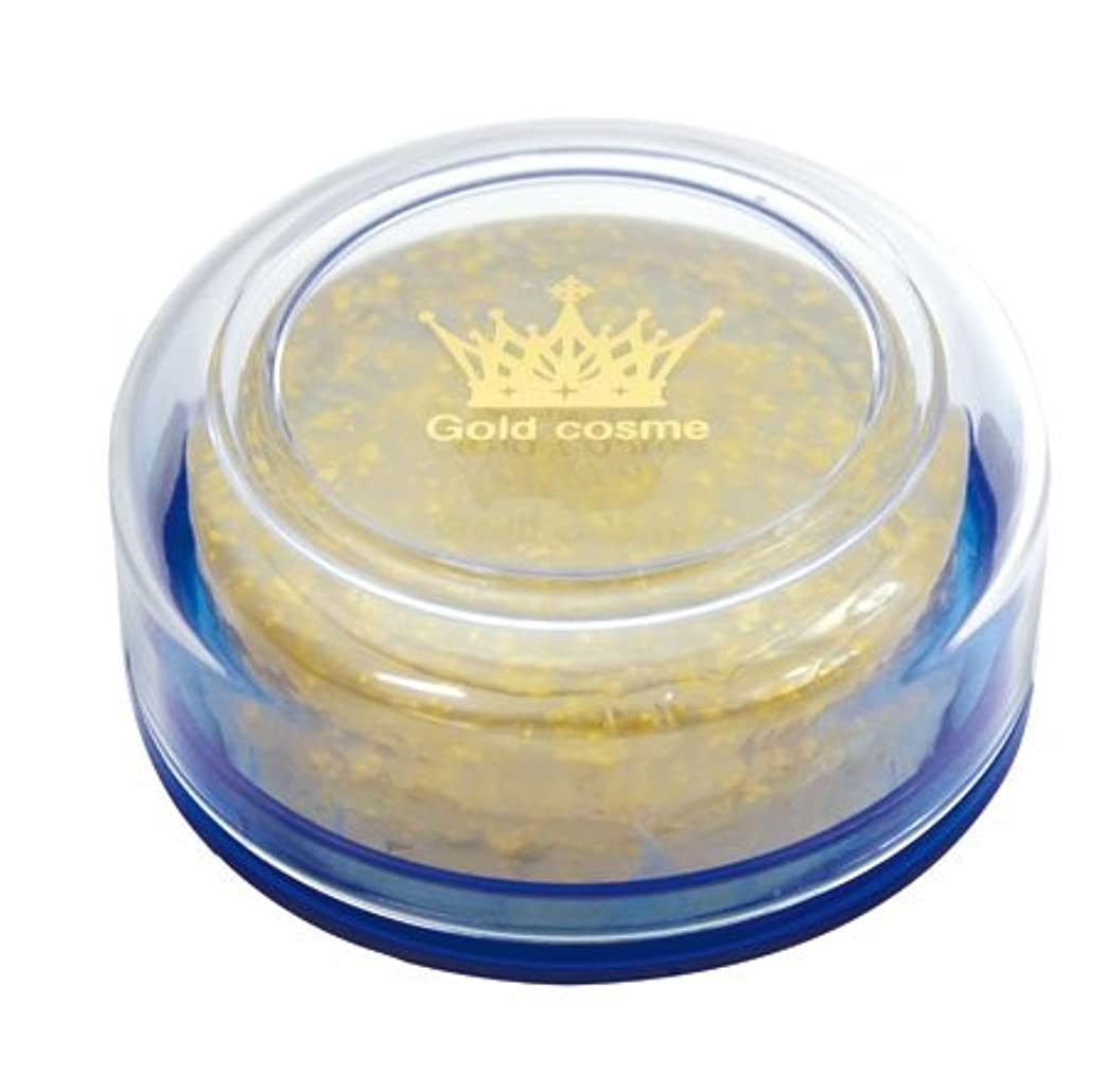 鼻技術的な荷物ゴールドコスメ ミネラルソープ 100g