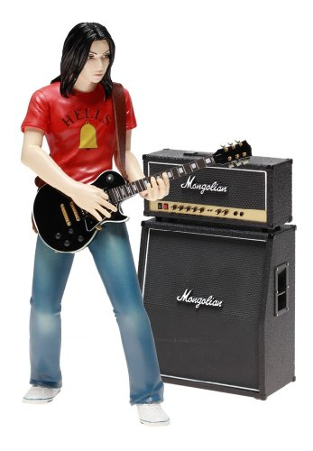 BECK Guitar Collection Ryusuke & Guitar Amplifier Special (PVC Figure)