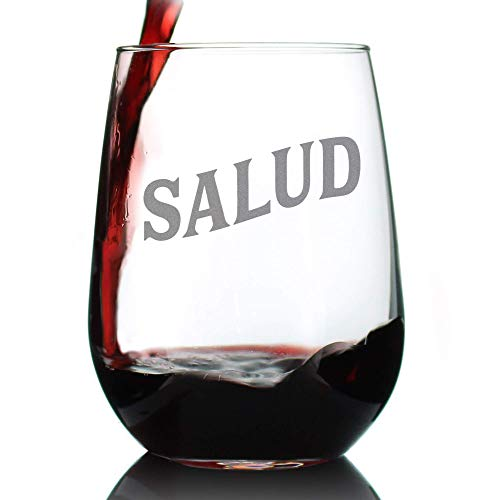 Spanish Teacher Wine Glass