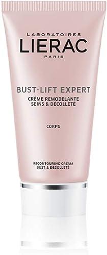 Lierac Bust Lift Expert Crema Rassodante Seno e Décolleté con Acido Ialuronico, per Tutti i Tipi di Pelle, Formato da...