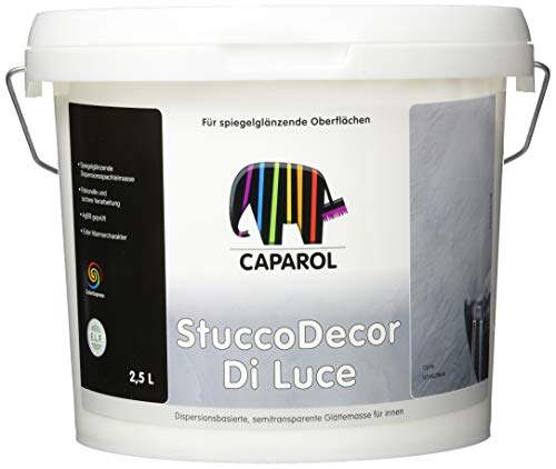 Caparol Capadecor Stucco Decor DI Luce 2,500 L