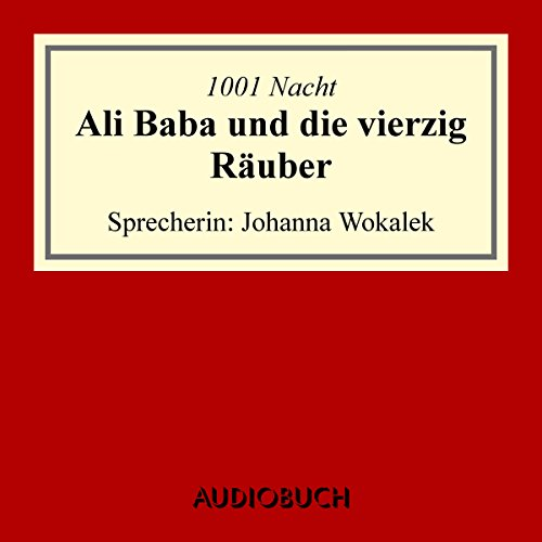 Ali Baba und die vierzig Räuber Titelbild