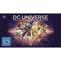 DC Universe 10th