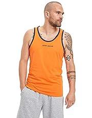 DeFacto Slim Fit Baskılı Atlet Tişört Erkek
