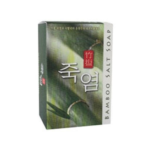 LG Bamboo Salt Soap (100g) [Korean Import] by Beauty Shop