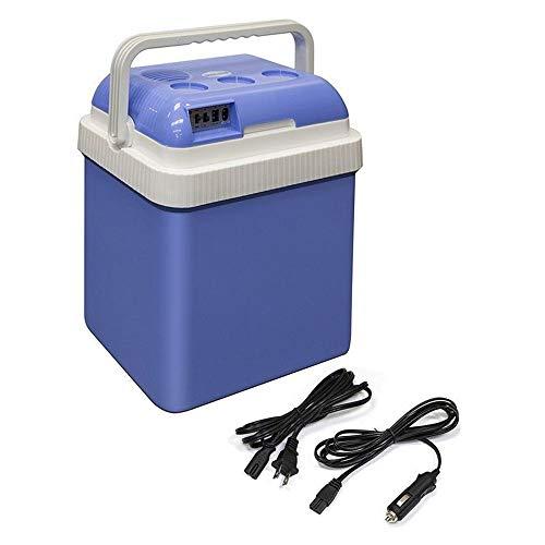 GJR-BX Refrigerador de Coche portátil de Viaje refrigerador Calentador 12V 24...