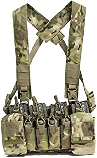 HSP Haley D3Cr X Chest Rig Mc Stock Accessories