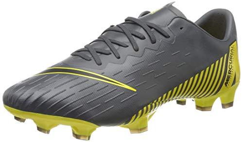 Nike Herren VaporX 12 Pro FG Fußballschuhe, Grau (Dark Grey/Black-Dark Grey 070), 45.5 EU
