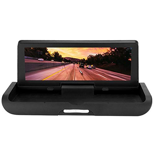 Tosuny Cámaras de Video para automóviles, Consola Central HD de 7 Pulgadas...
