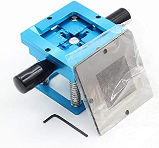 BGA - Kit de rebacheado de 90 x 90 mm con vástago de mano (10