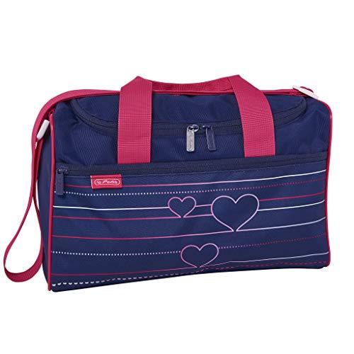 herlitz 50021871 Sporttasche Heartbeat, 1 Stück