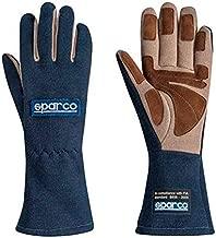 SPARCO (スパルコ) レーシンググローブ LAND CLASSIC BLUE サイズ08 00130408BM 00130408BM