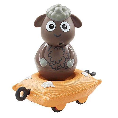Weebledon Farm Stehaufmännchen -Woolaby das Schaf [UK Import]