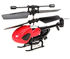 Features:  Semi-micro size and light weight, easy to control High tenacity propeller, high efficiency, driving motor and surge power Flexibly control it by IR control function Charged by four 1.5V AA batteries It's simple, sturdy construction is perf...