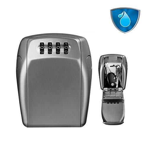 MASTER LOCK Caja fuerte para llaves [Seguridad reforzada] [Montaje mural] - 5415EURD - Caja de seguridad