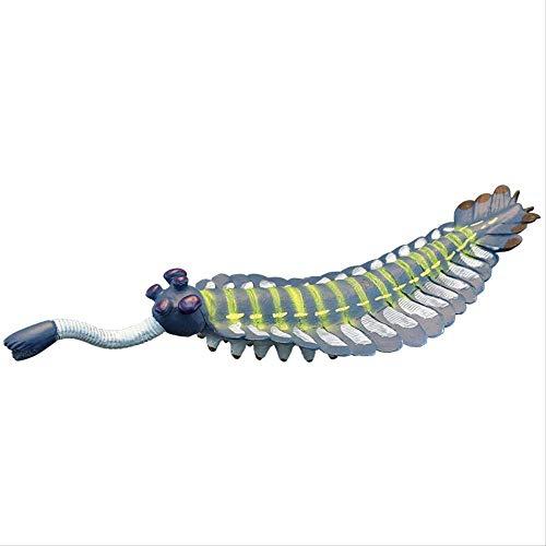 SUPERHUA Solido Simulazione Giocattolo Animale Modello Antico Animale Modello Cambage Obabin Sea Scorpion Regalo Cognitivo