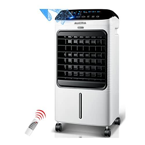 13000btu Unidad De Aire Acondicionado Móvil Portátil para Enfriamiento, Refrigerador De Aire, Pantalla LED, 3 Velocidades De Ventilador, Temporizador De 7,5 Horas, Tanque De Agua De 8L Grande