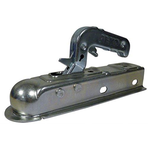 Tete attelage remorque 50 mm PTAC 750 Kg timon carre de 50 mm