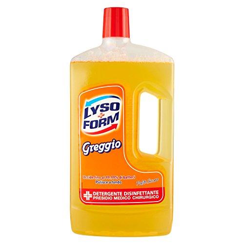 Lysoform–Crudo, limpiador desinfectante Presidio médico quirúrgico–1000ml