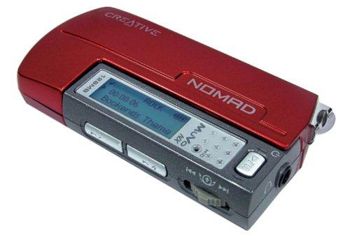 Creative Labs NOMAD MuVo NX 128 MB Flash Drive MP3 Player