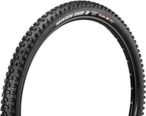Maxxis Unisex– Erwachsene Minion DHR II WT TLR Reifen, schwarz, 29x2.40