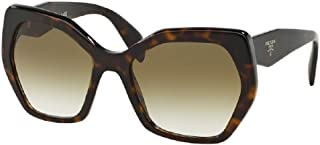 PR16RS HERITAGE Hexagon Sunglasses For Women+FREE Complimentary Eyewear Care Kit