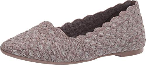 Skechers Cleo – Honeycomb Dark Taupe 7