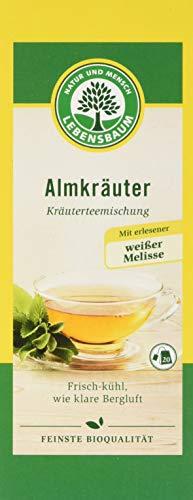 Lebensbaum Kräutertee Im Teebeutel - Almkräuter, 30 g